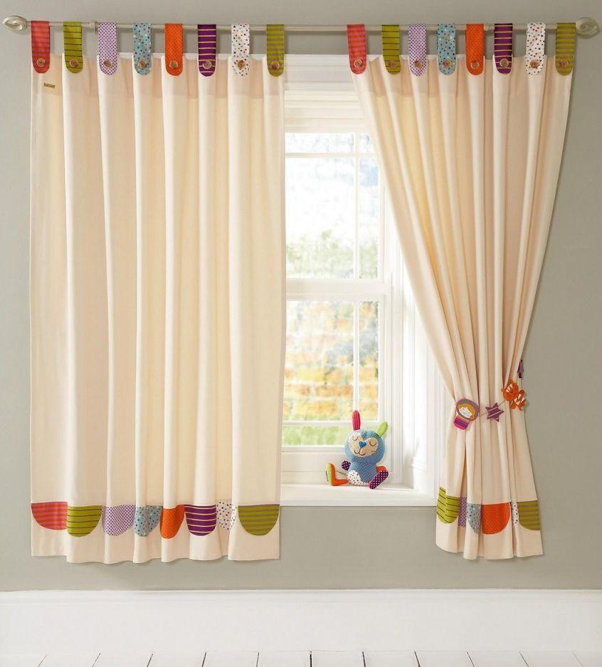 Фото шторы в детскую дизайн