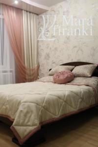 Шторы в спальне 48