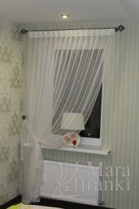 дизайн маленьких штор для спальни